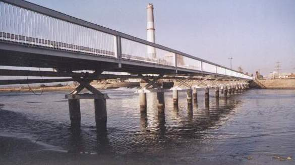 גשר ווקף, תל אביב תמונה מספר 1