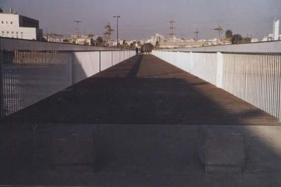 גשר ווקף, תל אביב תמונה מספר 2