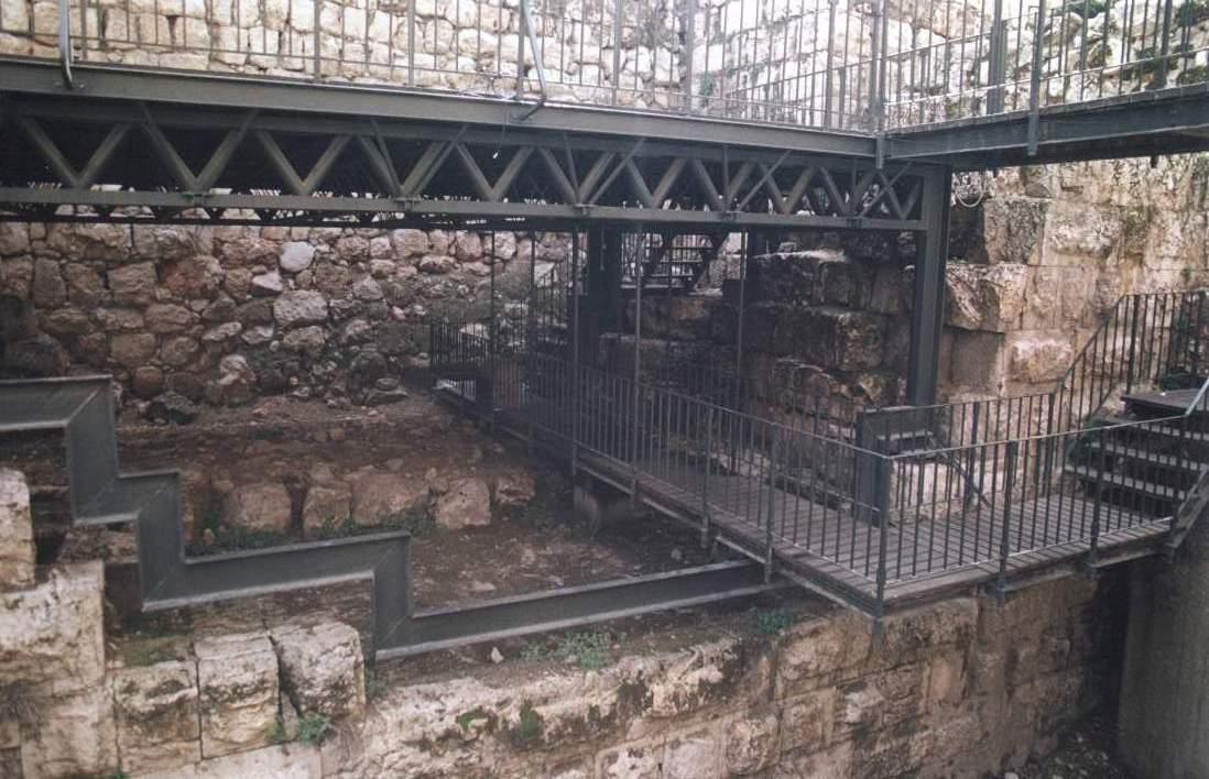 מוזיאון מגדל דוד תמונה מספר 3