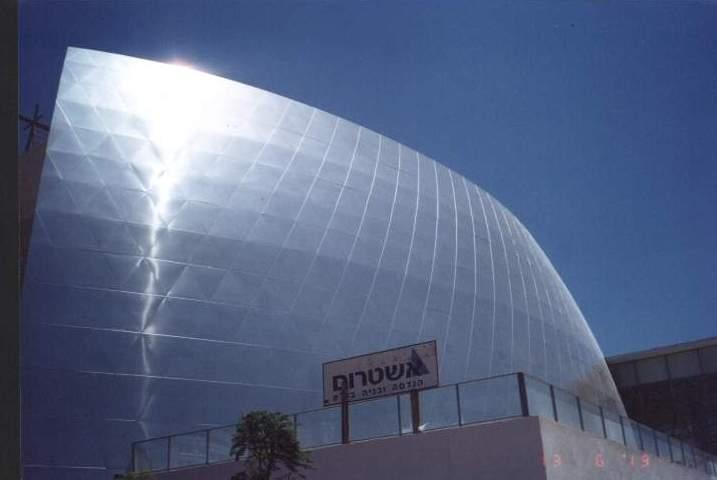 אודיטוריום סמולרס אוניברסיטת תל-אביב תמונה מספר 1