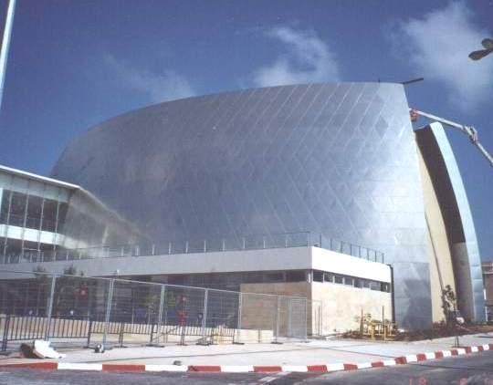 אודיטוריום סמולרס אוניברסיטת תל-אביב תמונה מספר 2