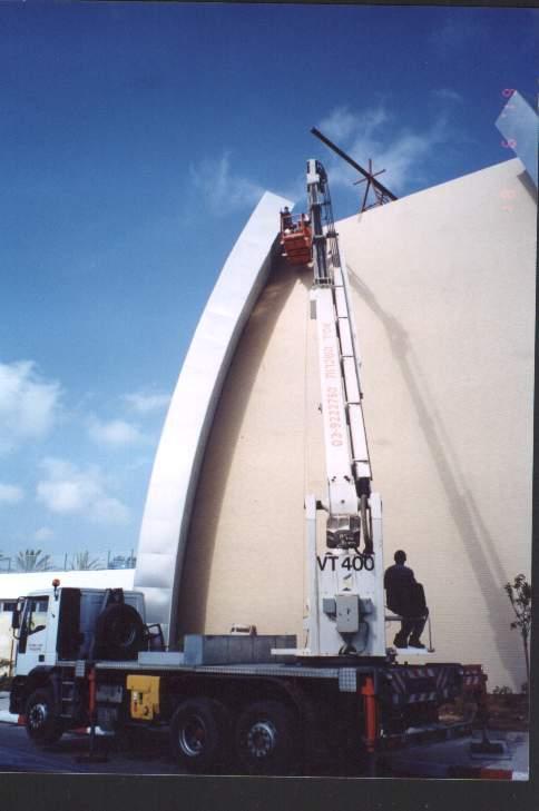 אודיטוריום סמולרס אוניברסיטת תל-אביב תמונה מספר 3