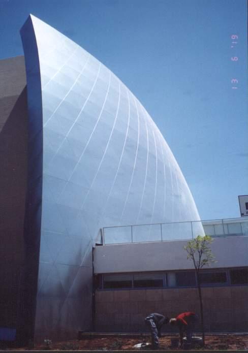 אודיטוריום סמולרס אוניברסיטת תל-אביב תמונה מספר 5