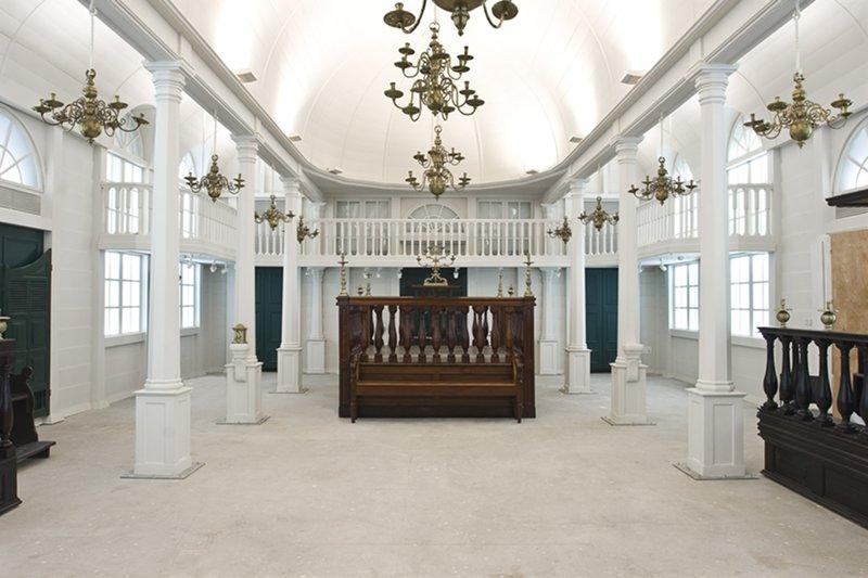 בית הכנסת סורינאם מוזיאון ישראל תמונה מספר 2