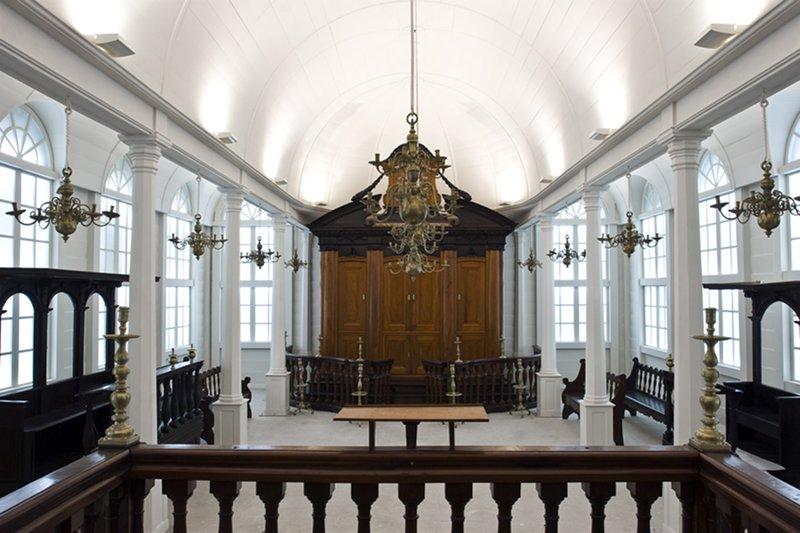 בית הכנסת סורינאם מוזיאון ישראל תמונה מספר 1