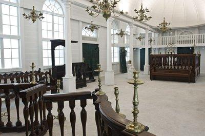 בית הכנסת סורינאם מוזיאון ישראל תמונה מספר 9