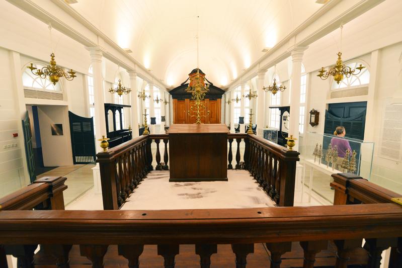 בית הכנסת סורינאם מוזיאון ישראל תמונה מספר 3