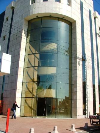 קירות מסך מרכז מסחרי אור יהודה תמונה מספר 2