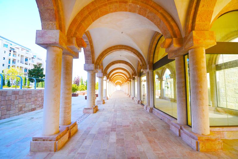 קמרונות אתר ימקא, ירושלים תמונה מספר 1