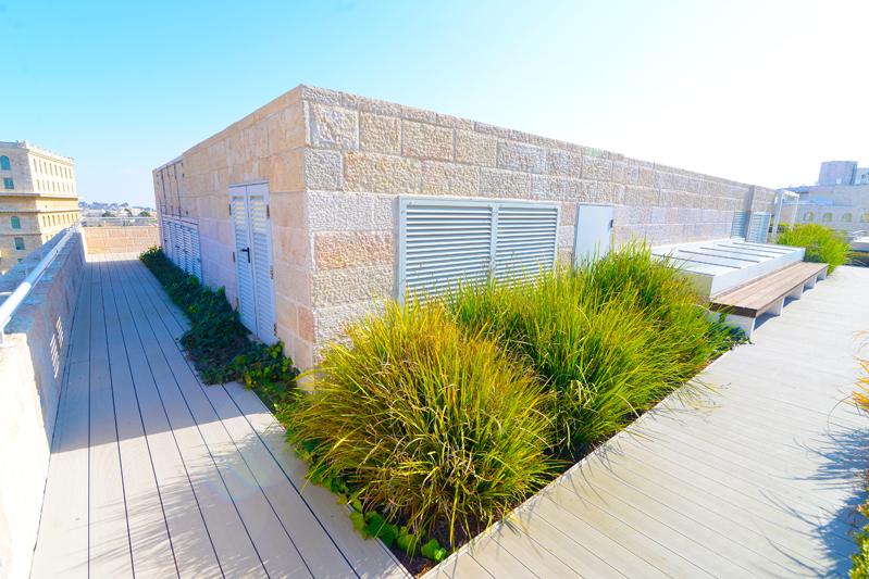 בניין יד הנדיב ירושלים (בניה ירוקה) תמונה מספר 9