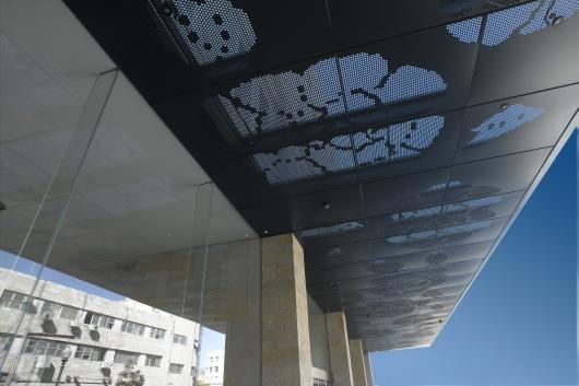 מבואת הכניסה למלון אלרוב ממילא ירושלים  תמונה מספר 2