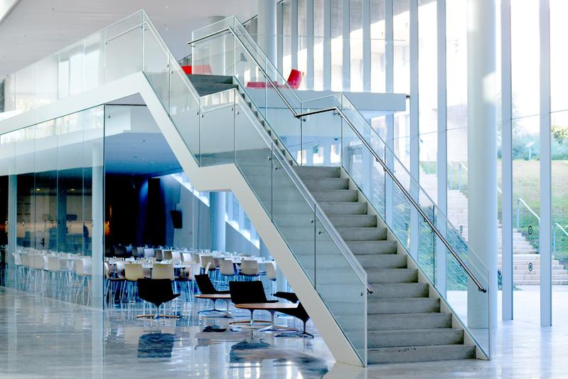 גרם מדרגות - מכון ואן ליר 1 תמונה מספר 2