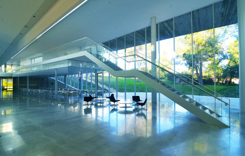 גרם מדרגות - מכון ואן ליר 1 תמונה מספר 1