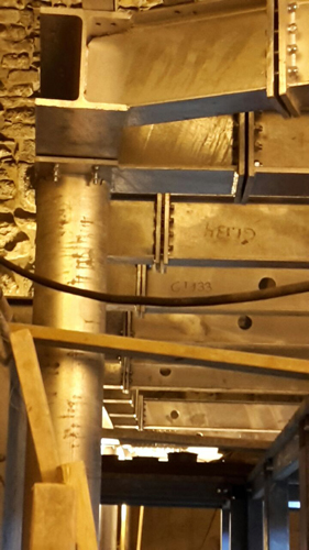 מנהרות הכותל תמונה מספר 11