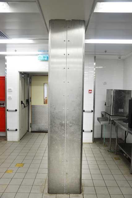 מלון C HOTEL, נווה אילן-בניית מטבח תעשייתי תמונה מספר 8