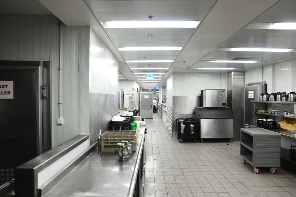 מלון C HOTEL, נווה אילן-בניית מטבח תעשייתי תמונה מספר 5