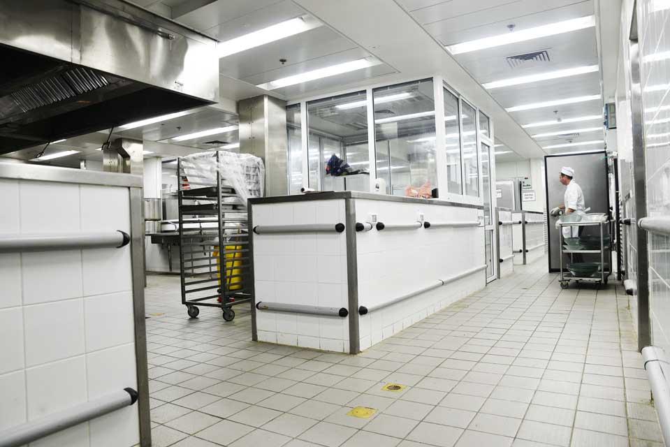 מלון C HOTEL, נווה אילן-בניית מטבח תעשייתי תמונה מספר 3