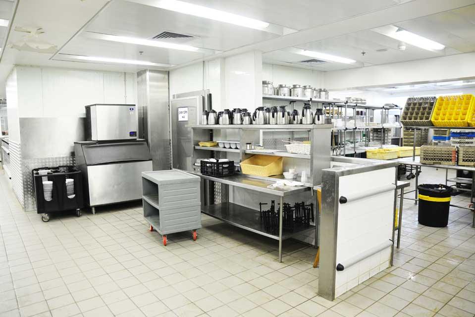 מסודר מלון C HOTEL, נווה אילן-בניית מטבח תעשייתי PH-14