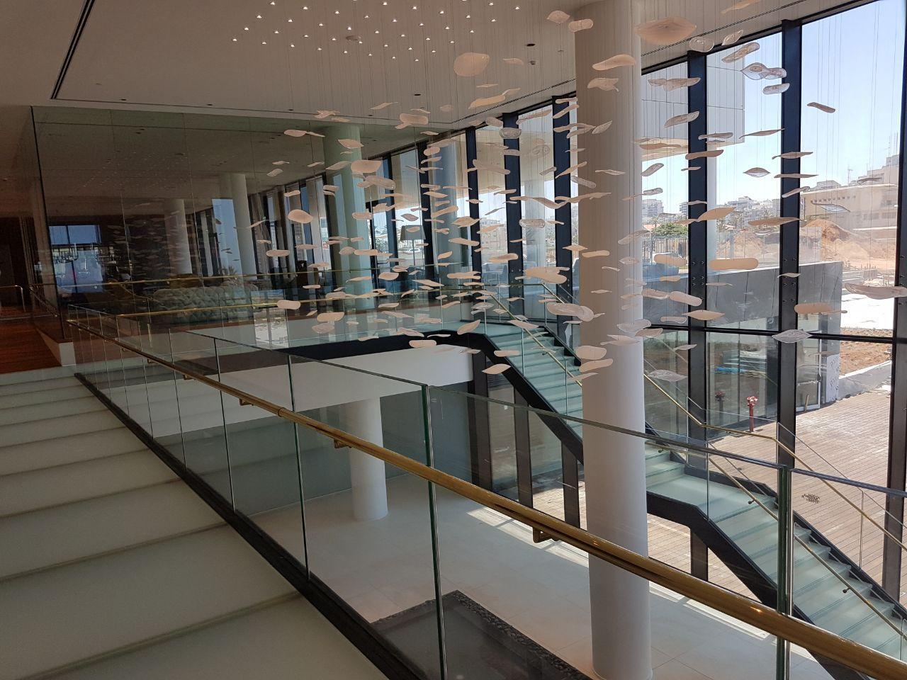 גרם מדרגות וגשר, מלון לגון, נתניה תמונה מספר 6