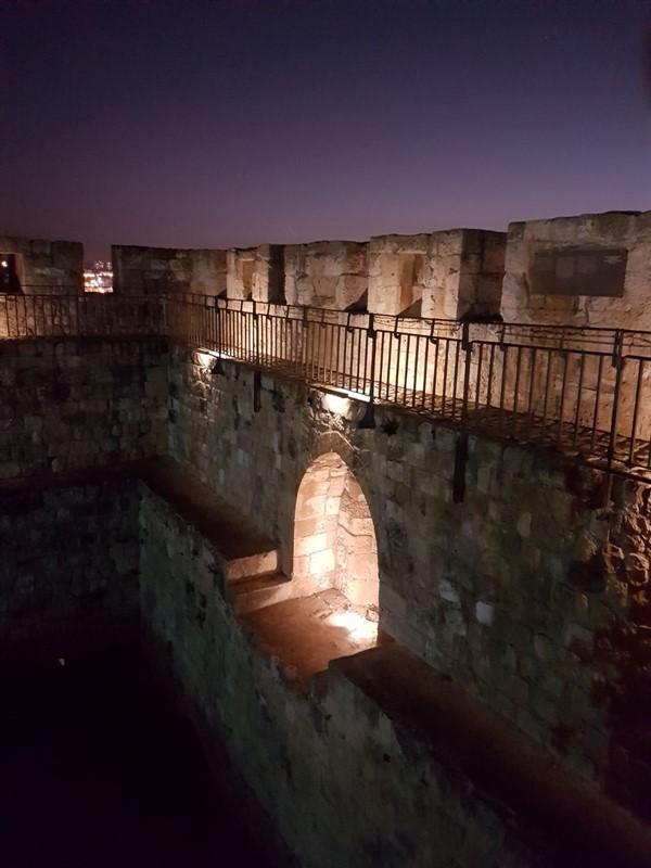 שיקום טיילת חומות העיר העתיקה, ירושלים תמונה מספר 10
