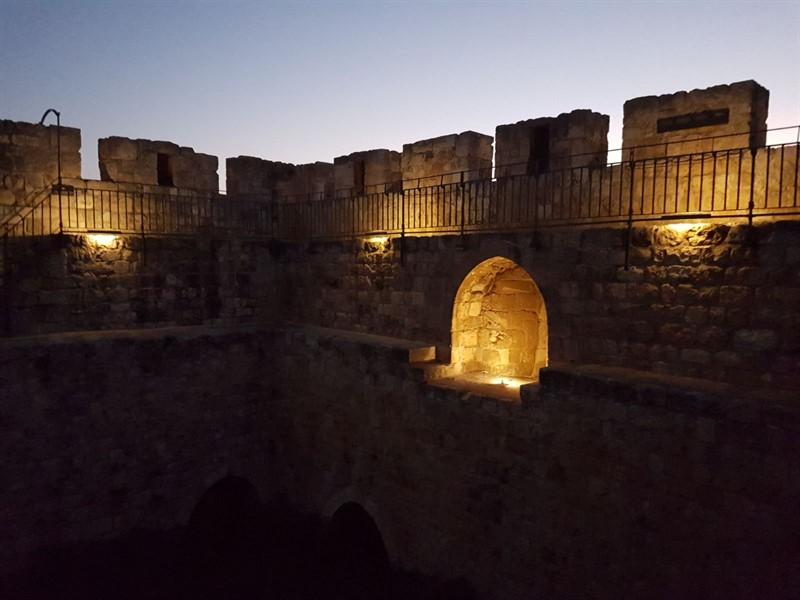שיקום טיילת חומות העיר העתיקה, ירושלים תמונה מספר 8