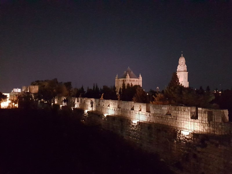שיקום טיילת חומות העיר העתיקה, ירושלים תמונה מספר 7
