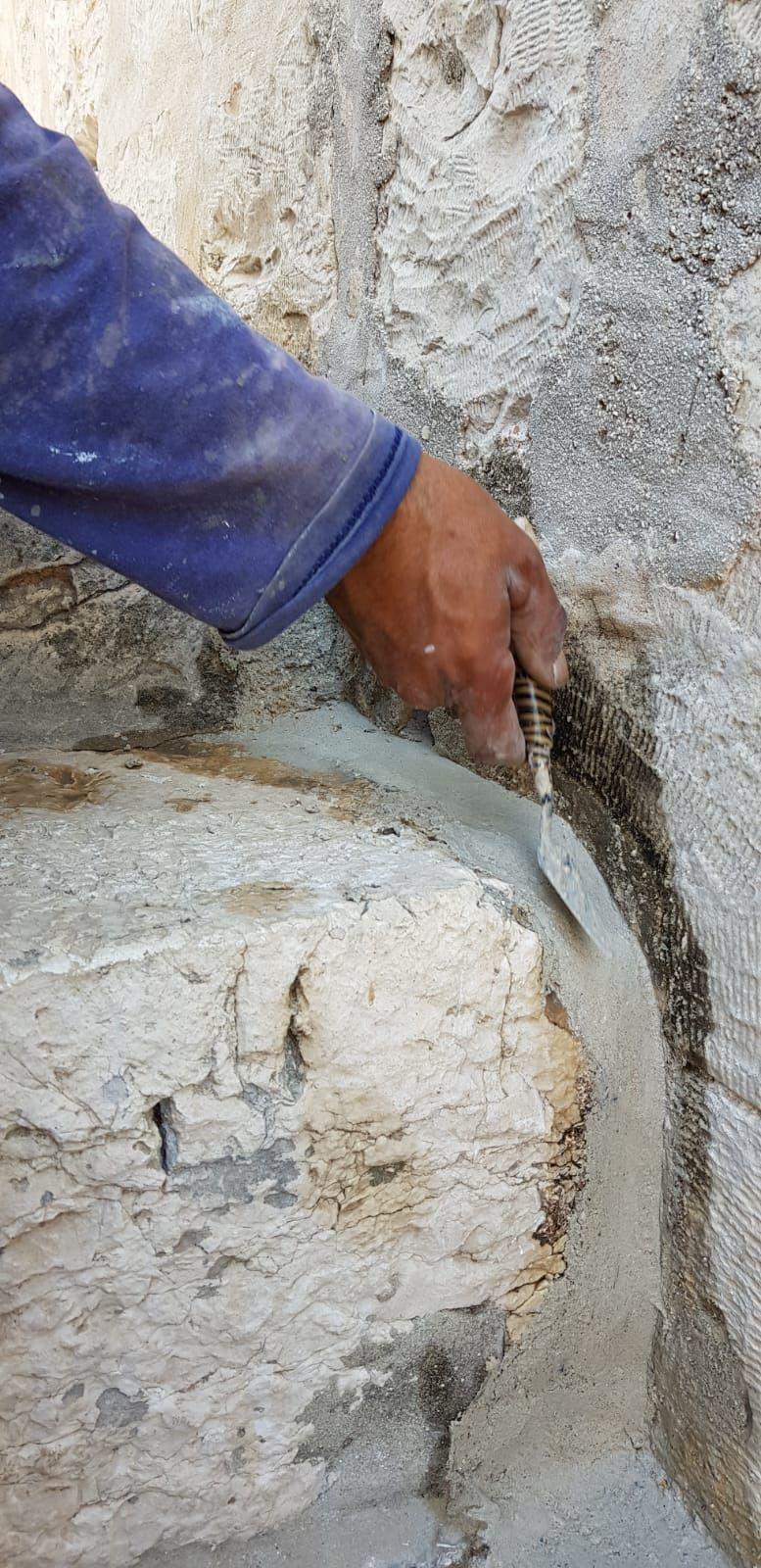 שיקום טיילת חומות העיר העתיקה, ירושלים תמונה מספר 6