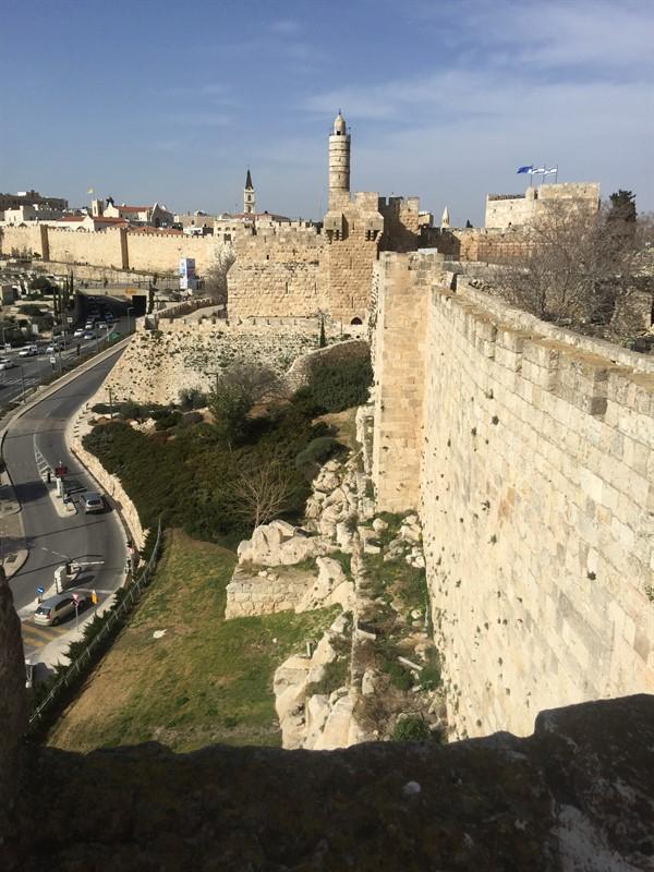 שיקום טיילת חומות העיר העתיקה, ירושלים תמונה מספר 24