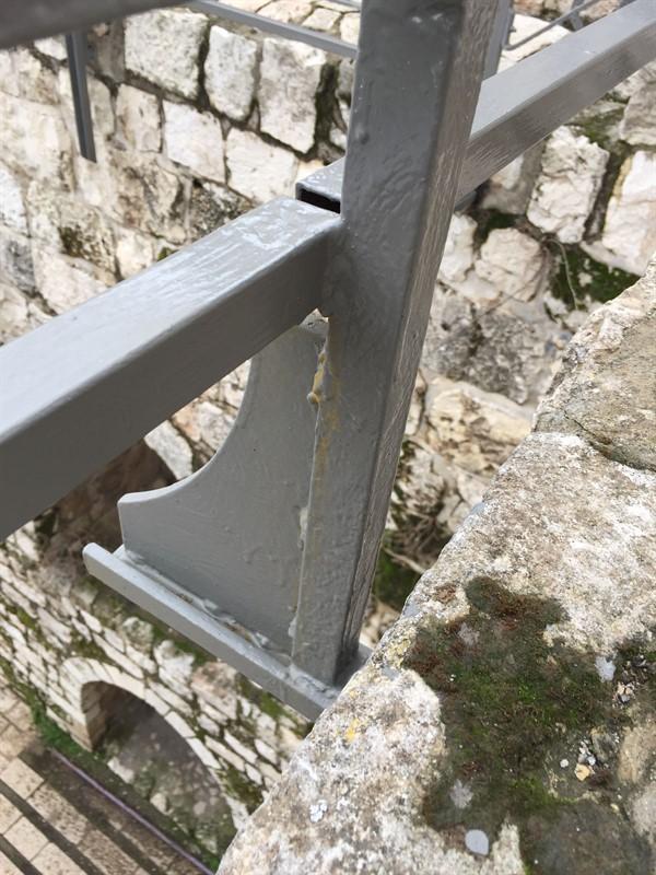 שיקום טיילת חומות העיר העתיקה, ירושלים תמונה מספר 13