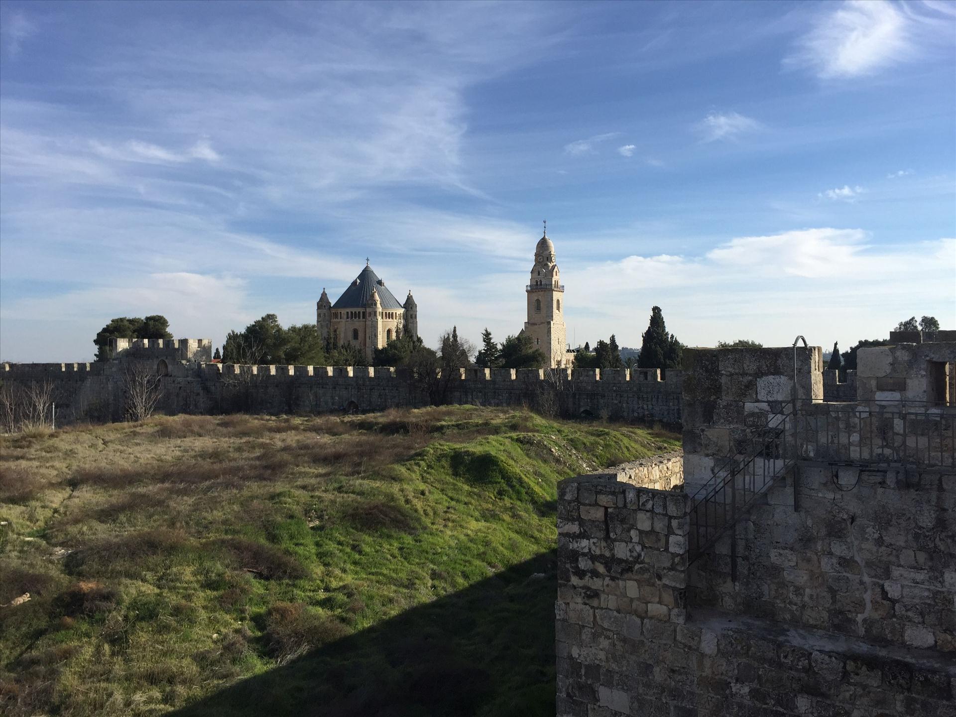 שיקום טיילת חומות העיר העתיקה, ירושלים תמונה מספר 27
