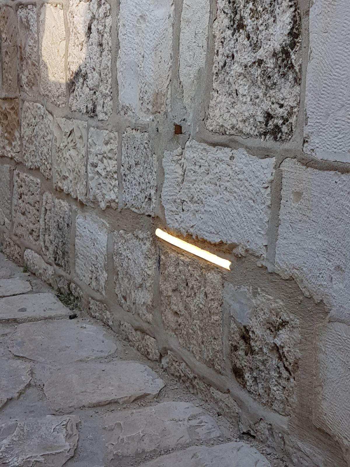 שיקום טיילת חומות העיר העתיקה, ירושלים תמונה מספר 28